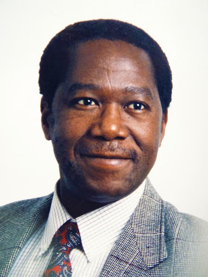 Joshua Zulu Author of Capture the Sun